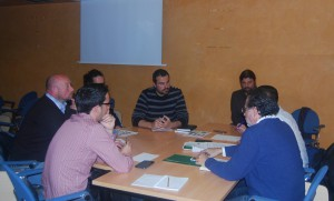 Reunión Plataforma Consejeria