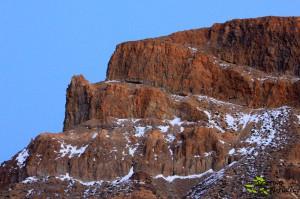 Montañas en el PN del Teide