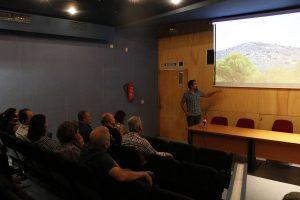 Conferencia en Estepa