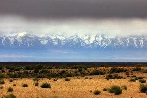 Cordillera del Atlas