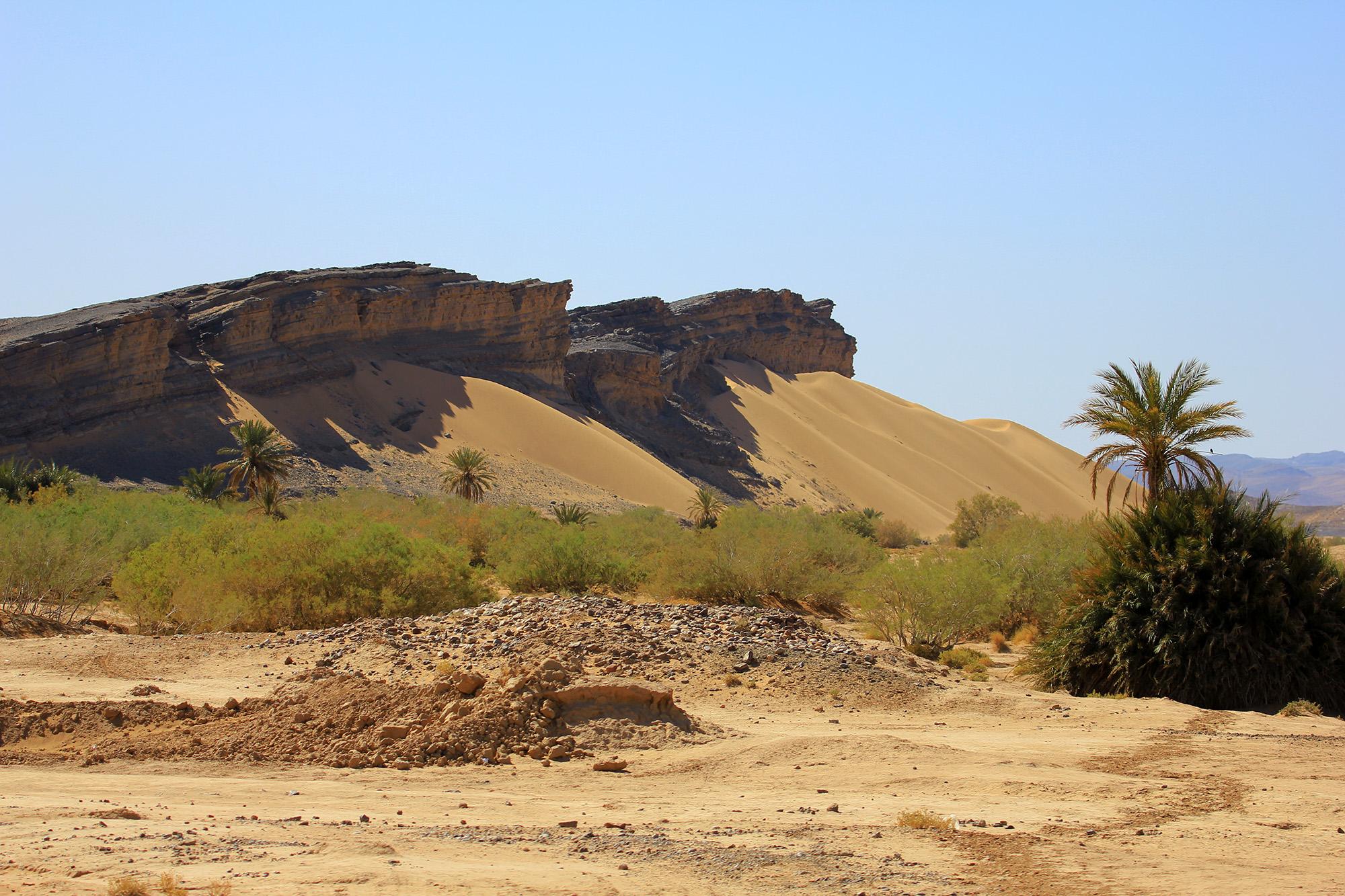 Rincones del desierto