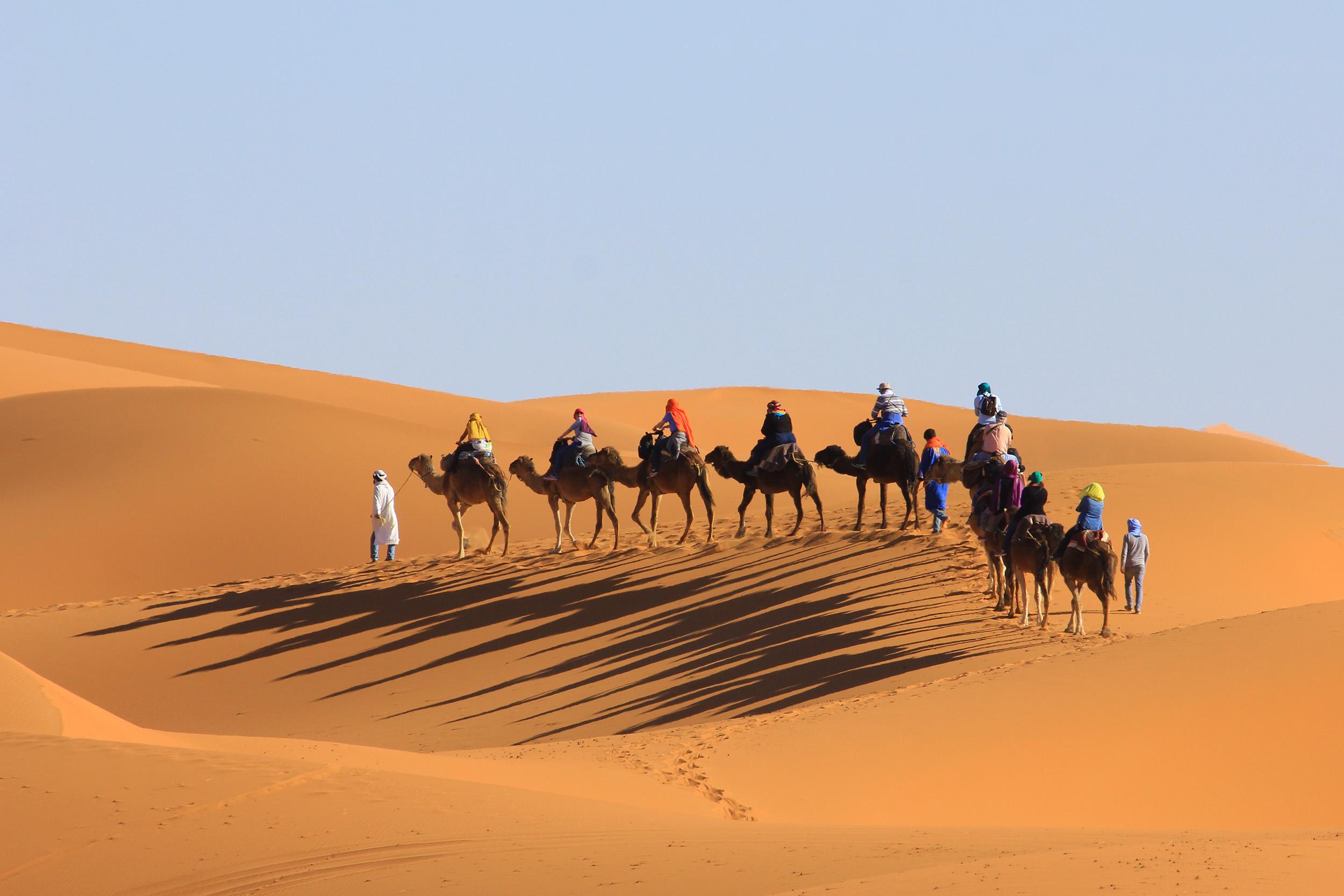 Caravana turística