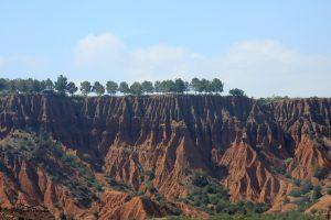Erosión en Marruecos