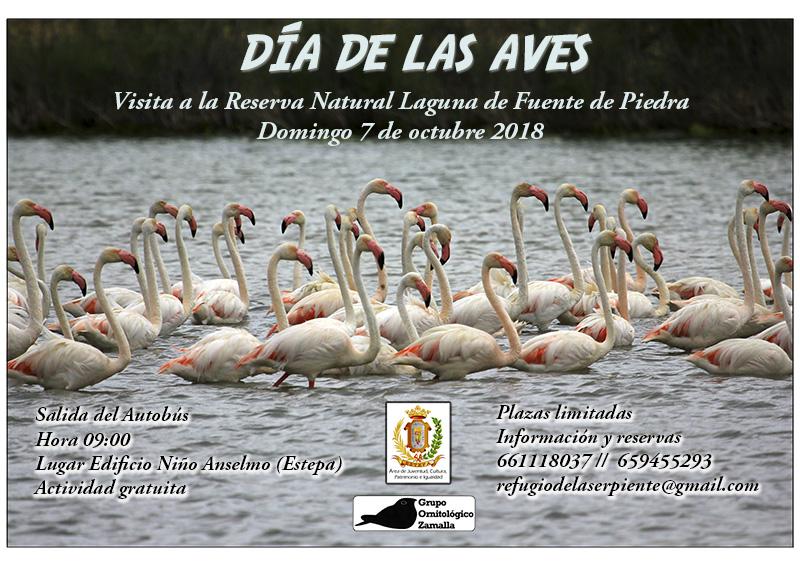 Día de las Aves 2018
